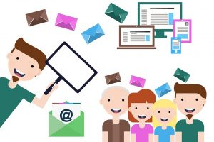 create email content