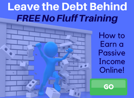 leave the debt behind